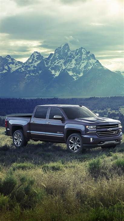 Chevy Iphone Lifted Trucks Silverado Wallpapers Chevrolet