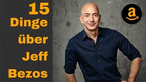 15 Dinge über Jeff Bezos Amazon CEO und Gründer, Wiki ...