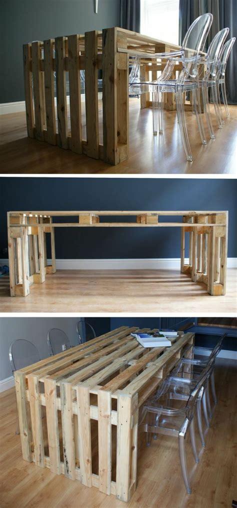 cuisine design le havre 50 idées pour une table basse avec palette