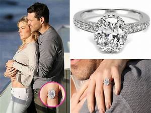 LeAnn Rimes shows off oval diamond engagement ring ...