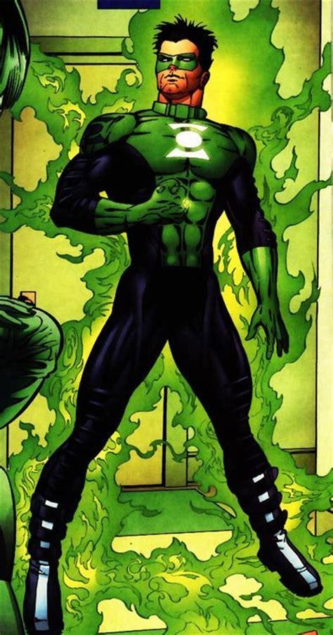 green lantern kyle rayner dc comics