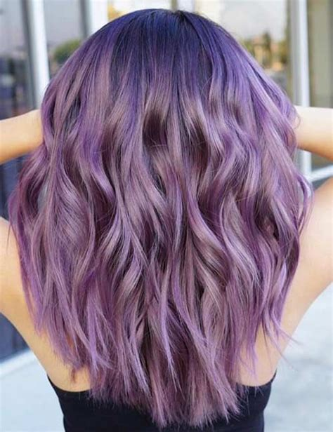 Best 25 Ombre Purple Hair Ideas On Pinterest Purple