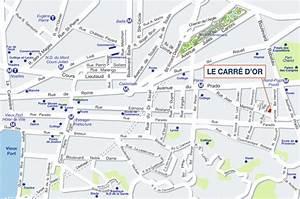 Carré D Or Marseille : le carr d 39 or marseille 8 me 13008 promogim plan immobilier ~ Melissatoandfro.com Idées de Décoration