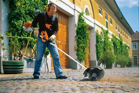 stroke lawn yard sweeper lord tool hire
