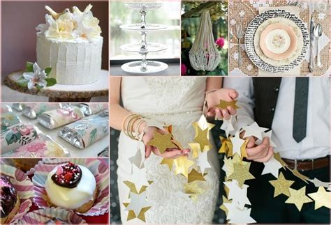 elegant cheap ways  diy  wedding decor