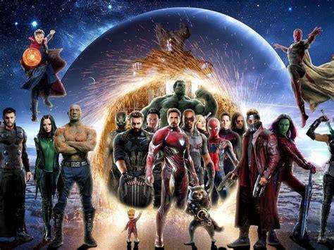 Avengers Infinity War Final Battle Wallpapers - Wallpaper Cave
