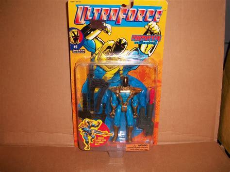 Ultra Force #2 Prototype Ultra Hero Galoob Action Figure