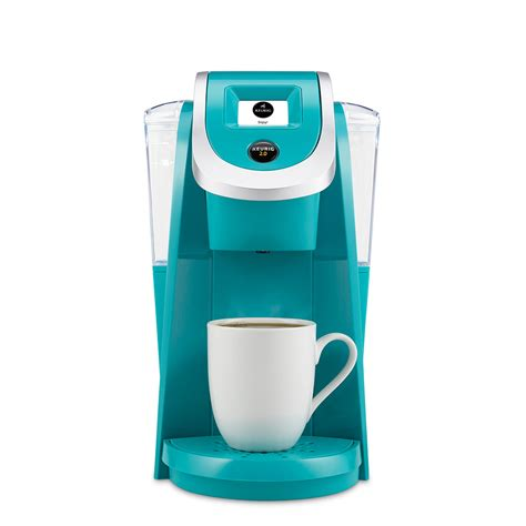 Keurig K250 2.0 Brewer   Turquoise   Single serve Coffee Makers   For The Home   Shop Your Navy