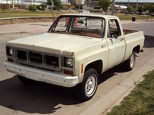1974 Gmc Sierra 15hundred Chevrolet Silverado 4x4 Short
