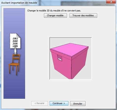 mod 233 liser un local en 3d avec sweet home 3d projets et