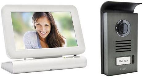 le bureau de controle interphone vidéo sans fil comparatif visiophone 2017
