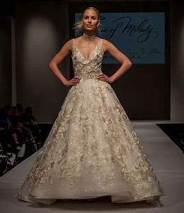 em345 bridal gown by eve of milady dallas texas With wedding dresses with gold detail