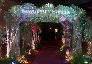 Nashville TN Themed Event Decor - Prom Decor - An