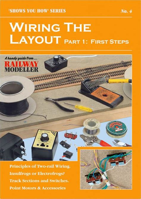 wiring peco layout steps 1st railway pge syh modeller most taught books railways