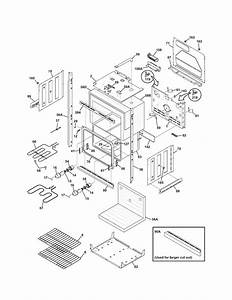 Kenmore 79047779403 Electric Wall Oven Parts