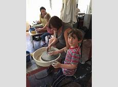 Clay With Me Parent And Child Wheel Class Schoodic Arts