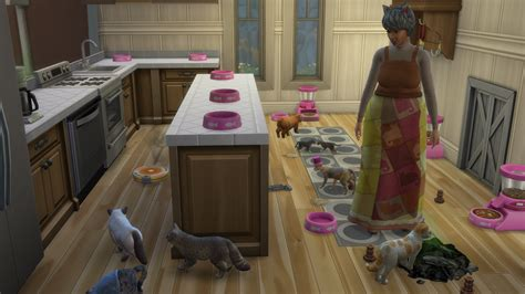 sims  cats dogs   add    pets sims