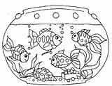Fish Coloring Tank Pages Goldfish Inside Aquarium Colouring Various Netart Tanks Army Georgia Pets Coop Chook Pdf Lovely Residence Printable sketch template