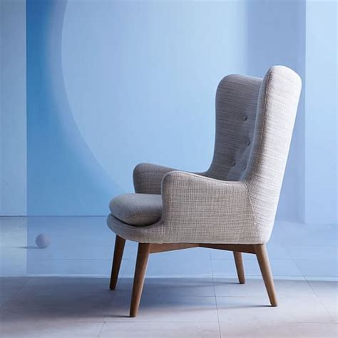 strandmon wing chair chairs model