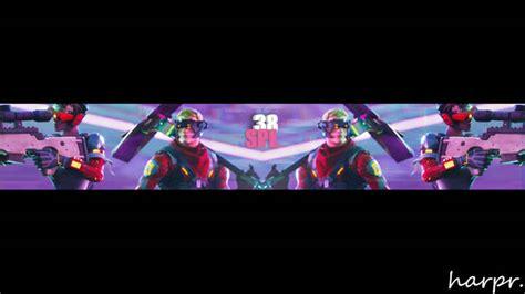 Create You A Fortnite Youtube Banner By L38spll