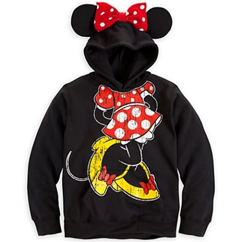 minnie mouse sweater womens disney hoodie for minnie mouse ear hoodie