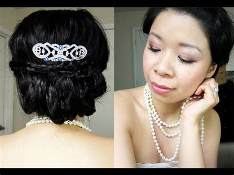 twilight breaking dawn bellas inspired wedding hair