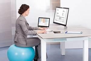 Sitzball Als Bürostuhl : anleitung wie sie ihren b rostuhl richtig einstellen zeitbl ten ~ Whattoseeinmadrid.com Haus und Dekorationen