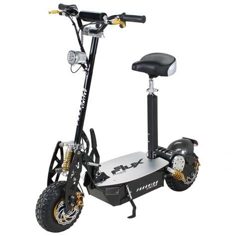 e scooter roller e scooter eflux freeride 1000 watt 48 v mit licht und