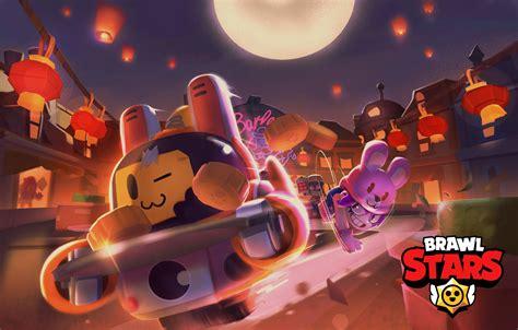 sprout brawl stars lunar moon festival skin skins event brawlstars featuring expuestas durante tweet gemas dev tracker game