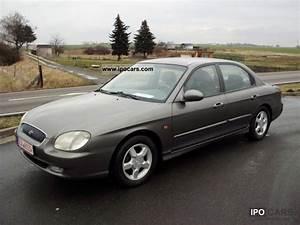2000 Hyundai Sonata Gls 2 0i 16v Auto Gas    Lpg