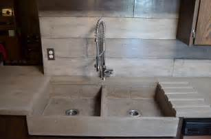 How Make Concrete Countertop Form Picture