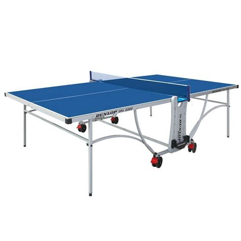 dunlop ping pong table dunlop evo 5500 outdoor table tennis tables ping pong