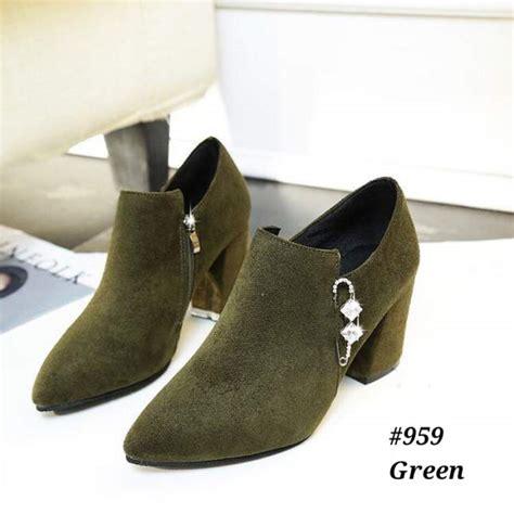 dompet wanita glossy murah sepatu wanita murah hak tinggi terbaru 2018 model 959 high