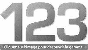 Numéro Maison Design : numro de maison achat vente de numro de maison inox ~ Premium-room.com Idées de Décoration