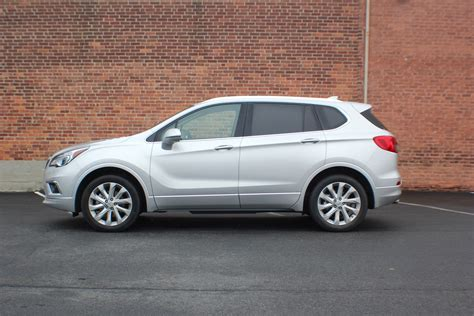 Buick Envision Has Door Handles In The Trunk Gm Authority
