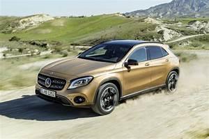 Nouveau Mercedes Gla : mercedes gla 2017 infos prix et equipements ~ Voncanada.com Idées de Décoration