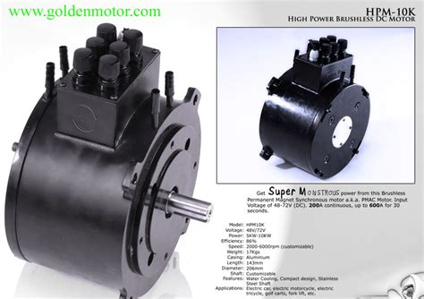10kw Electric Motor by 10kw Bldc Motor For Electric Car