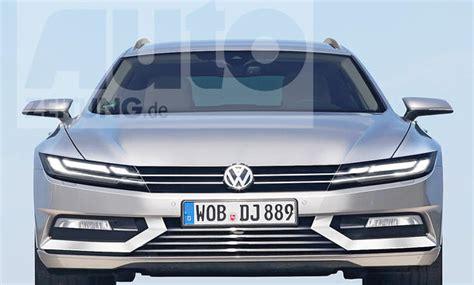 Vw Passat (2019) Erste Informationen Autozeitungde