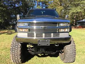 1994 Chevy Suburban 2500 4x4 Diesel Lift Monster Custom Clean