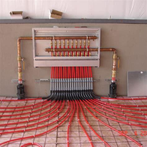 Hydronic Radiant Floor Heating Supplies by In Floor Heating Manifold Gurus Floor
