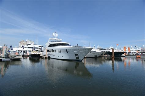 West Palm Beach Boat Show Exhibitors by South Florida S Boat Show Circuit Revs Up With Three Major