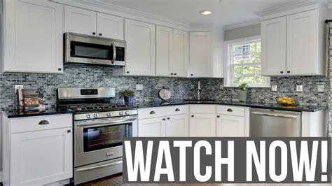 white kitchen cabinets ideas youtube