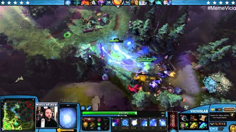 dota 2 gameplay io quot support manos quot espa 209 ol viciuslab youtube