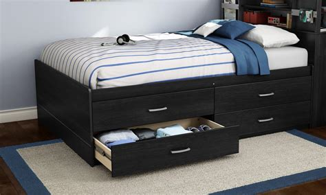 Captains Bed by South Shore Cosmos Captains Bed 54 Quot By Oj Commerce