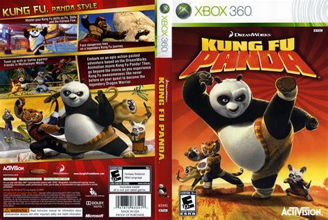 Kung Fu Panda Xbox360 U0380 Bem Vindoa Nossa