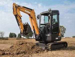 Case Excavators Summarized  U2014 2018 Spec Guide