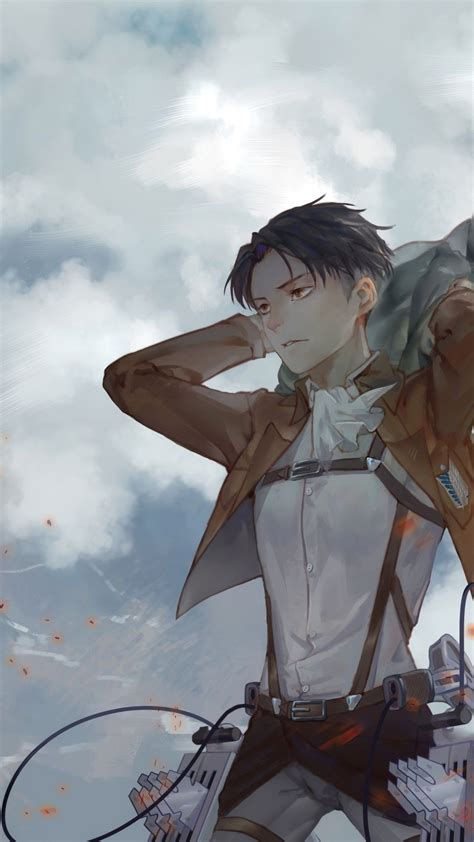 K ultra hd attack on titan wallpapers background images 3840×2400. Attack On Titan Levi Wallpaper - KoLPaPer - Awesome Free HD Wallpapers