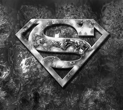 Superman Zedge Lord Cool Symbol Steel