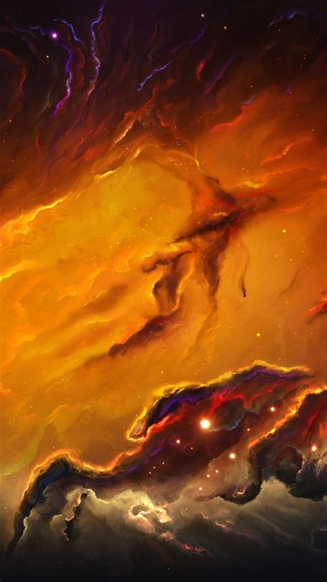 wallpaper nebula interstellar galaxy milky