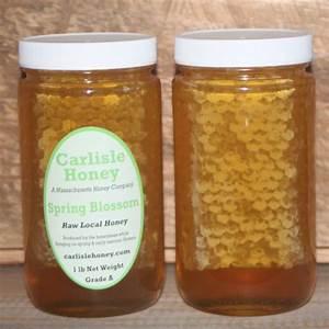 Chunk Honey - Carlisle Honey
